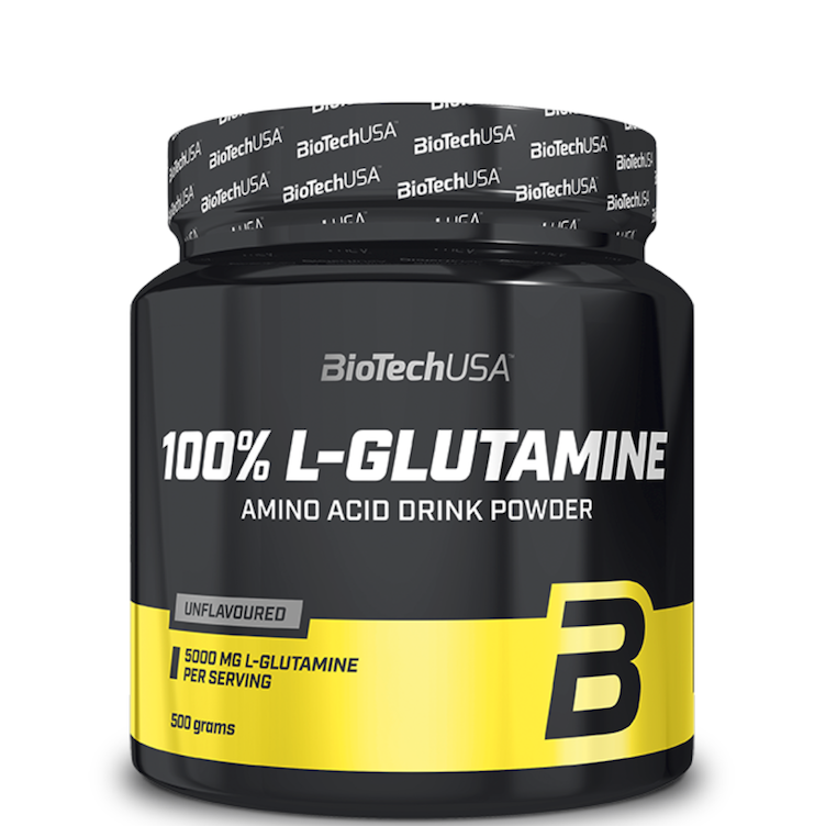 100% L-Glutamine neutral