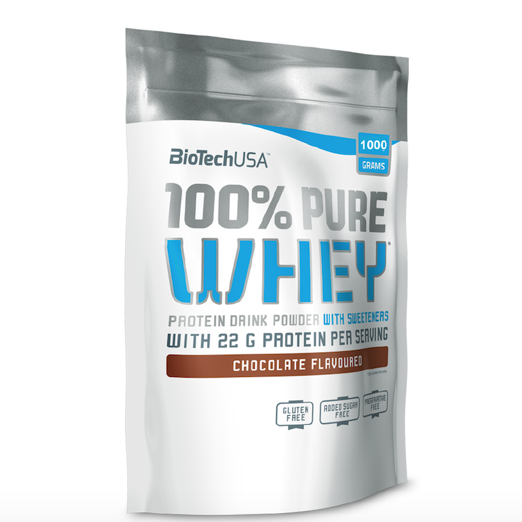 100 % Pure Whey