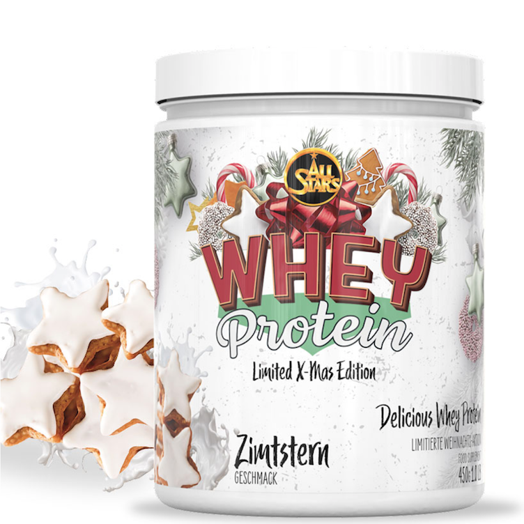 100% Whey X-MAS Edition
