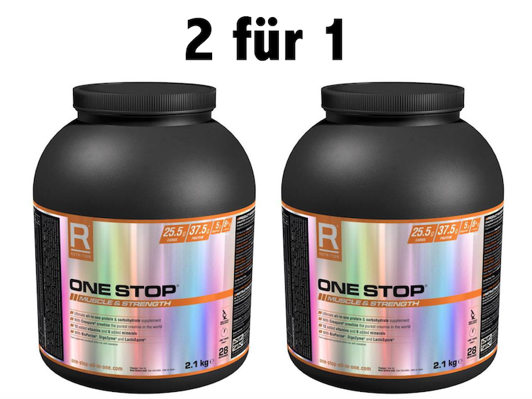 2 for 1: One Stop® All in One