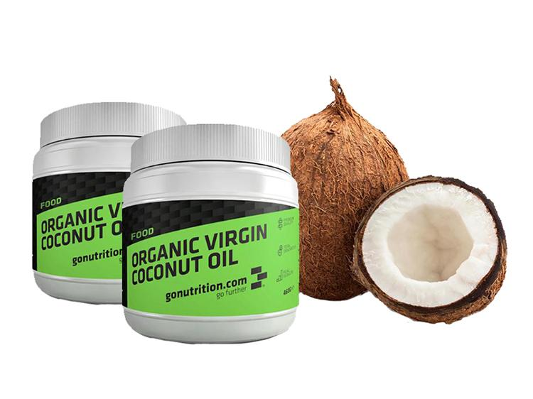 2 x Organic Virgin Coconut Oil