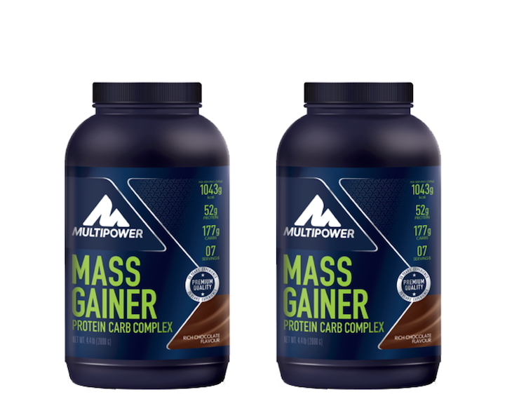 2 x Mass Gainer Super Deal