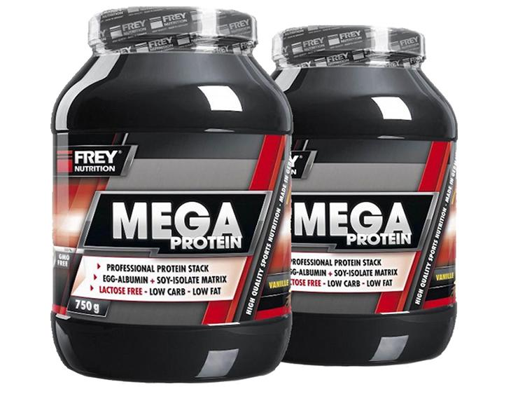 2 x Mega Protein - Low Fat - Low Carb