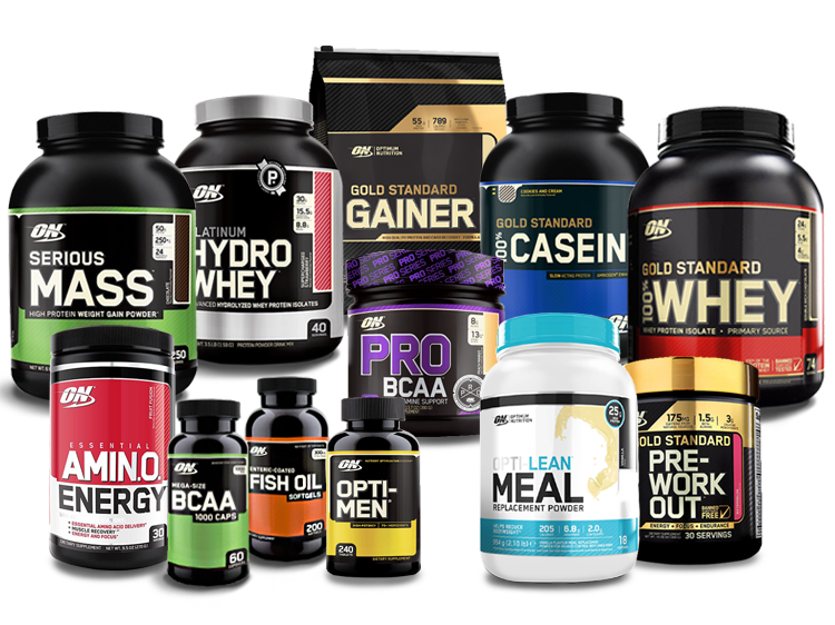Optimum Nutrition: hot brand - hot prices!