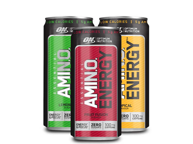 3 x Amino Energy Ready-to-Drink