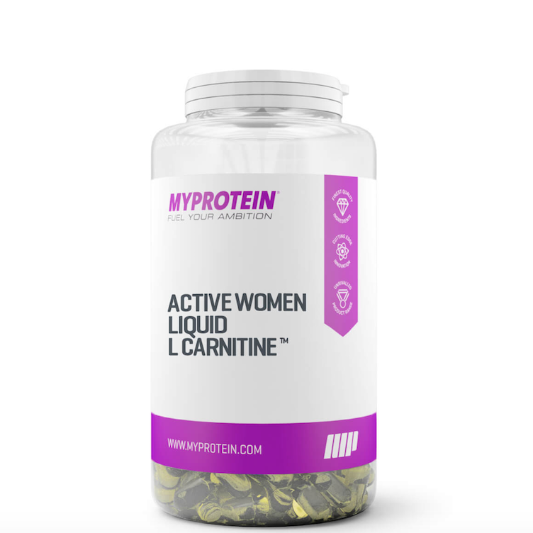 Active Women Liquid L-Carnitine