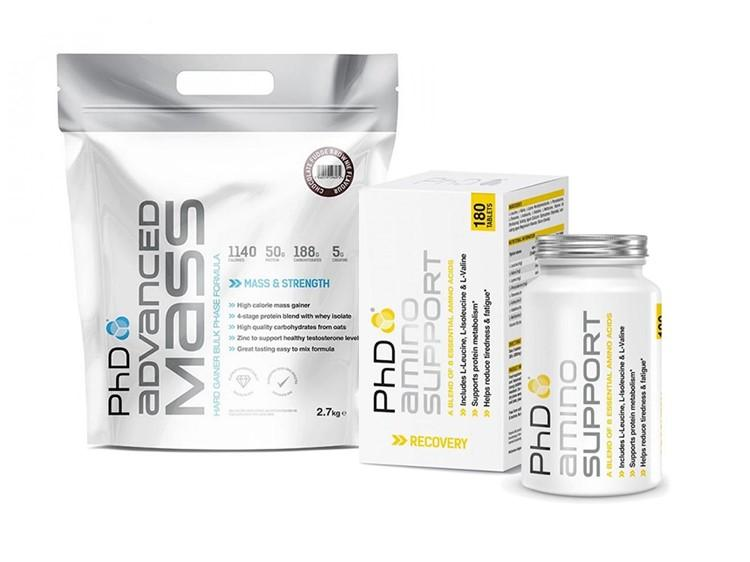 Advanced Mass & Amino Support
