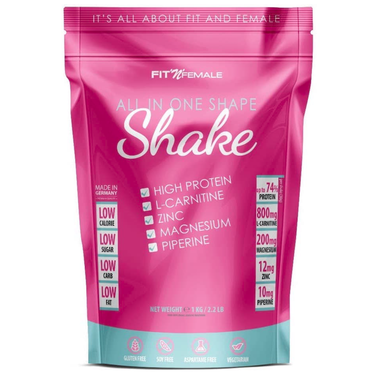 All in One Shape Shake