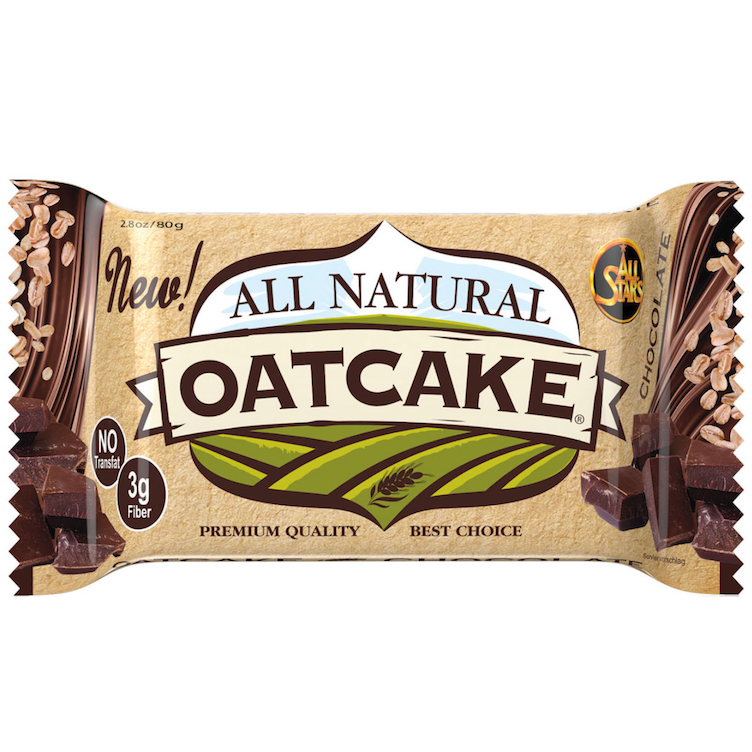 All Natural Oatcake Bar