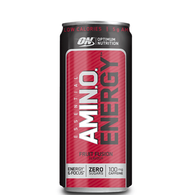 Amino Energy RTD, Fruit Fusion