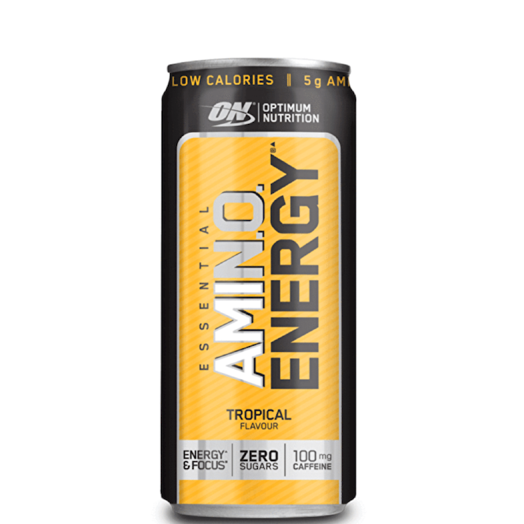 Amino Energy RTD, Tropical