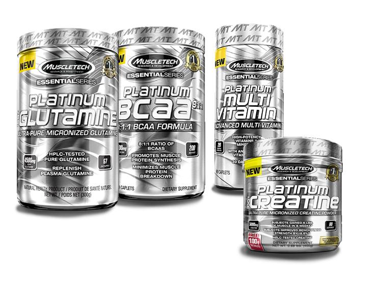 Amino & Vitamins Deal