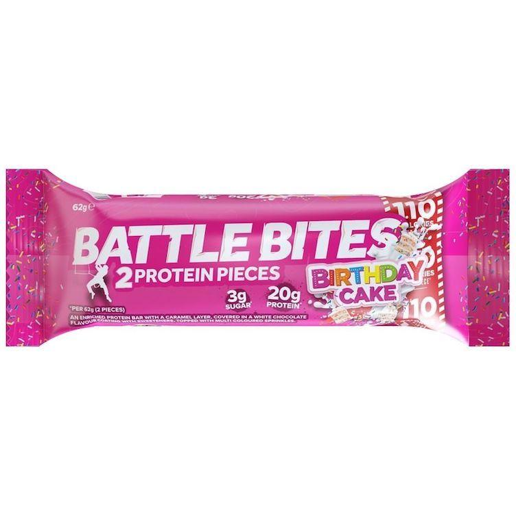Battle Bites, Birthday Cake