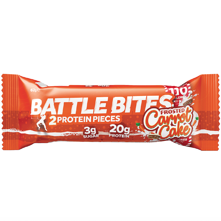 Battle Bites, Carrot Cake