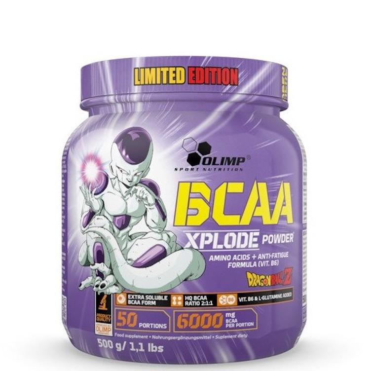 BCAA Xplode Dragon Ball