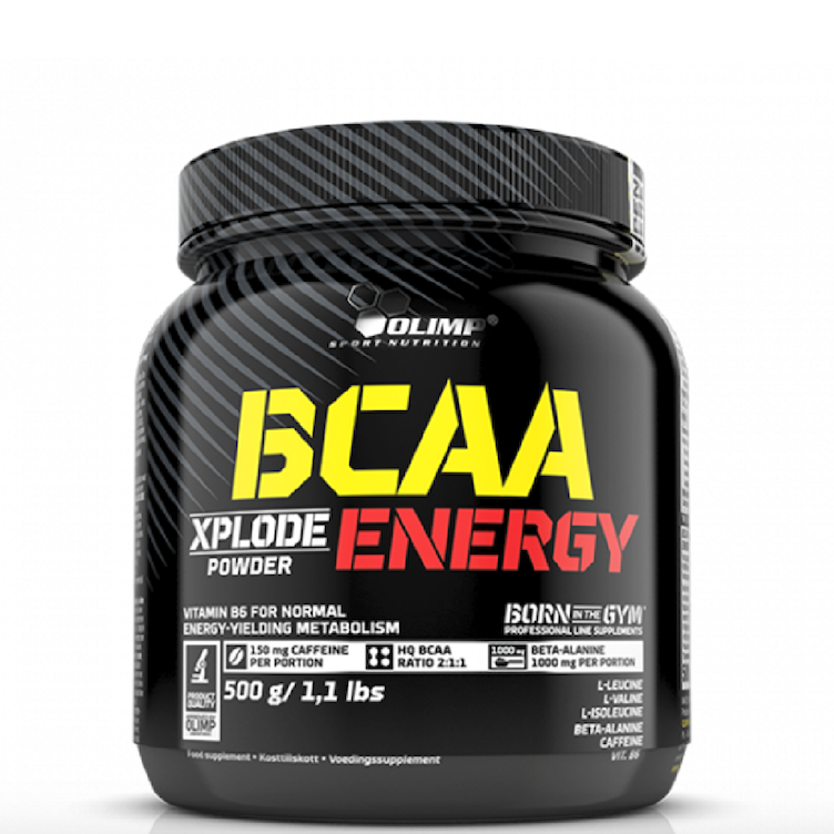 BCAA Xplode Energy Powder