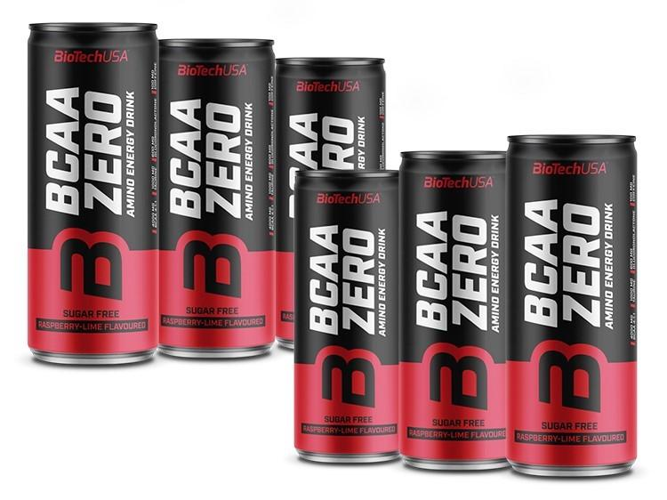 BCAA Zero Energy Drink SET