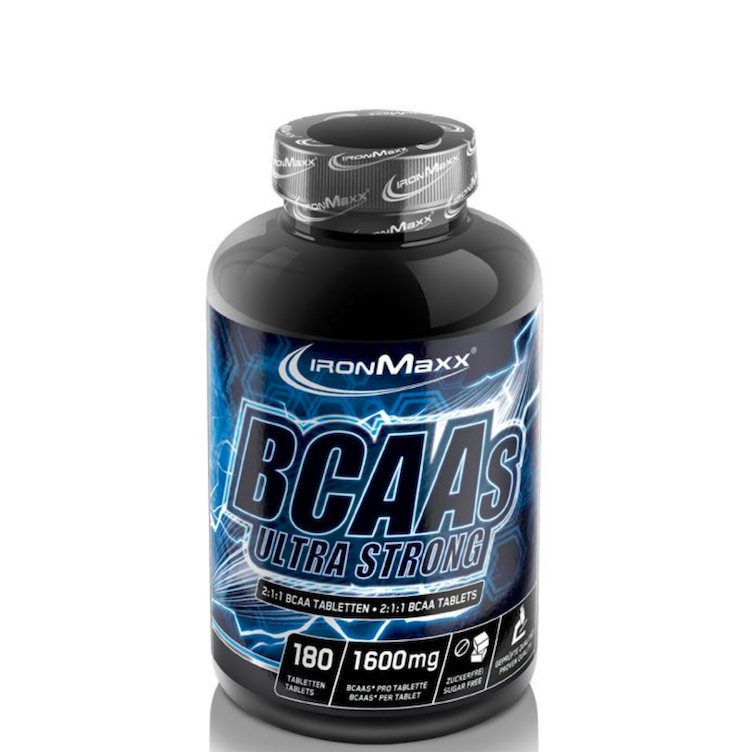 BCAAs Ultra Strong 2:1:1