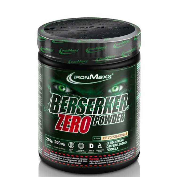 Berserker Zero Powder