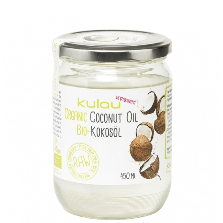 Organic Coconut Oil RAW