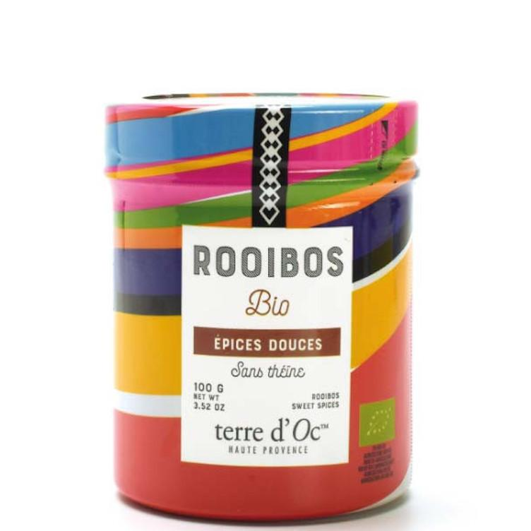 Organic Rooibos Sweet Spices