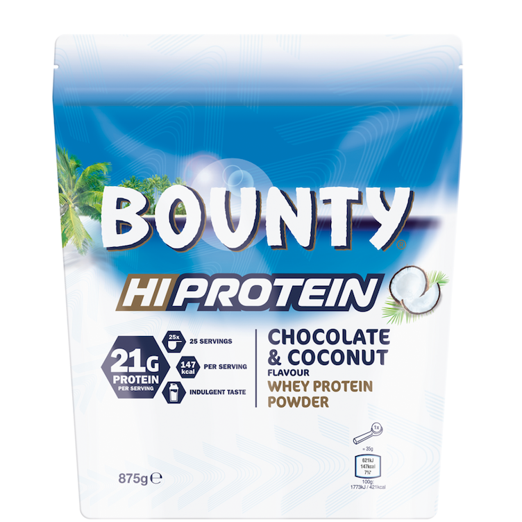 Bounty Hi Protein Powder
