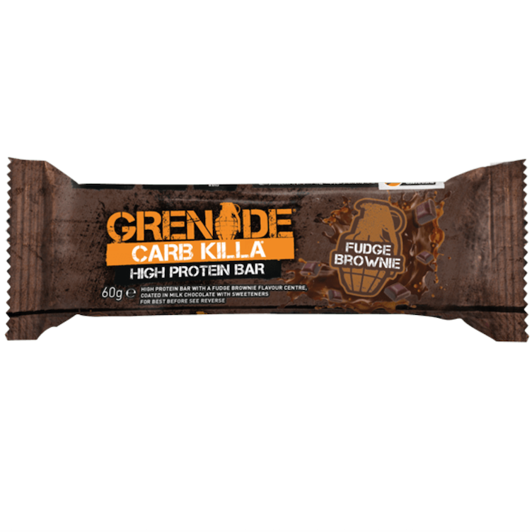 Carb Killa, Brownie Fudge