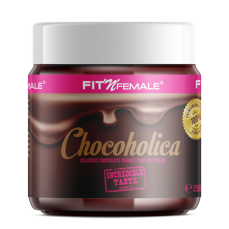 Chocoholica - Protein Creme