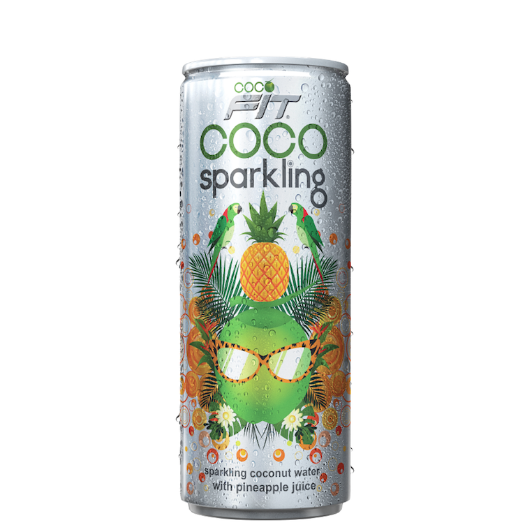 Coco Sparkling Pineapple