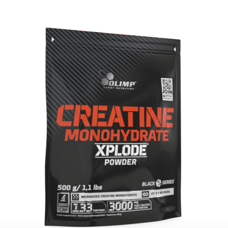 Creatine Monohydrate Xplode Powder