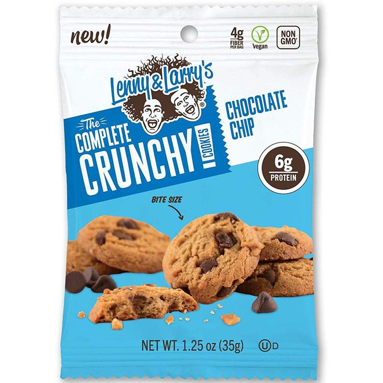 Crunchy Chocolate Chip