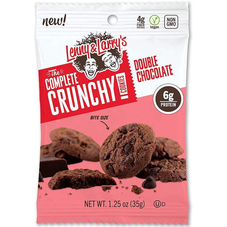 Crunchy Double Chocolate
