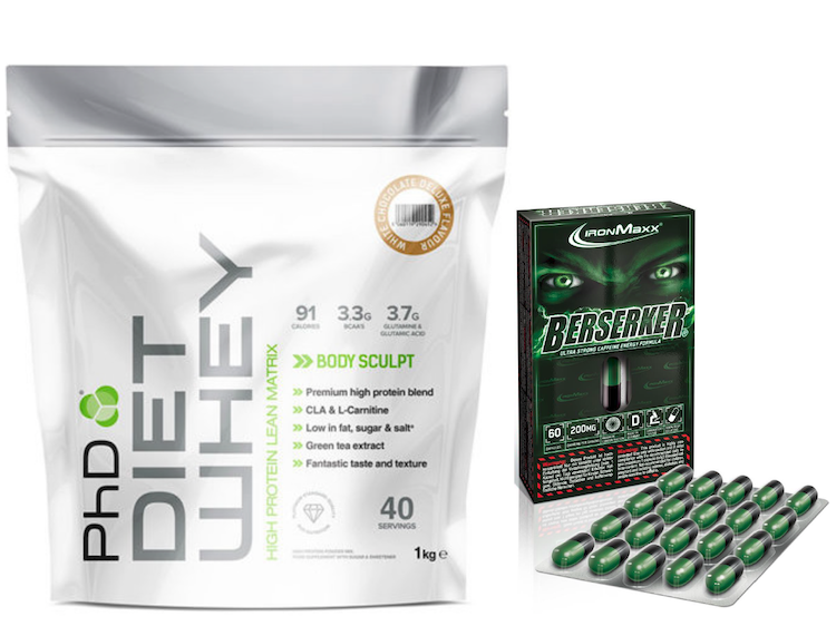 Diet Whey Power SET