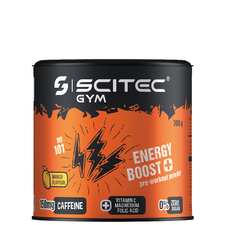 Energy Boost Pre-Workout