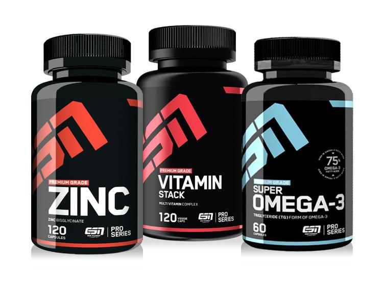 ESN Vitamin SET