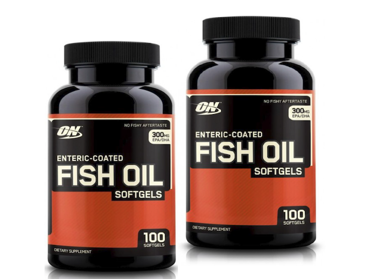 Fish Oil Grosspackung 2 x 100