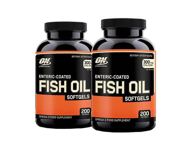 Fish Oil Grosspackung 2 x 200