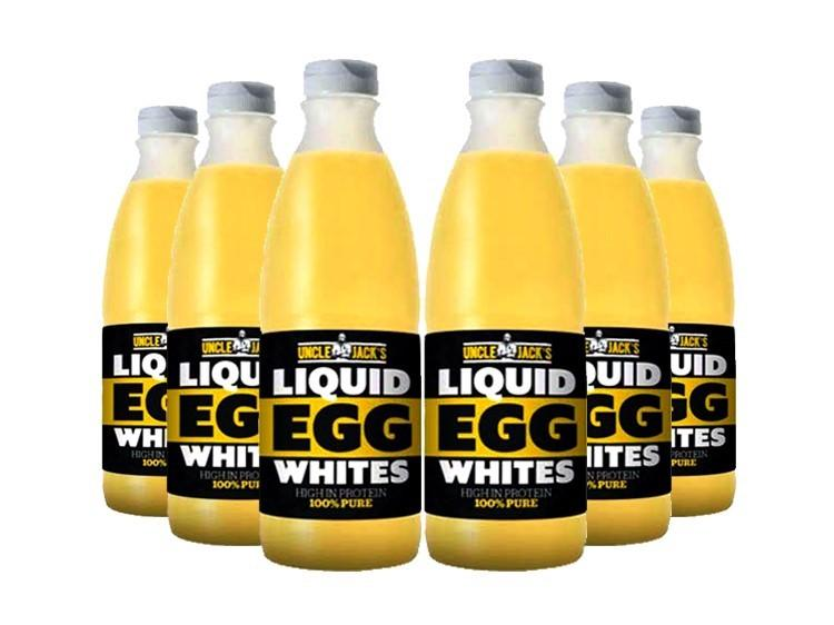 Liquid Egg Whites (Free Range)