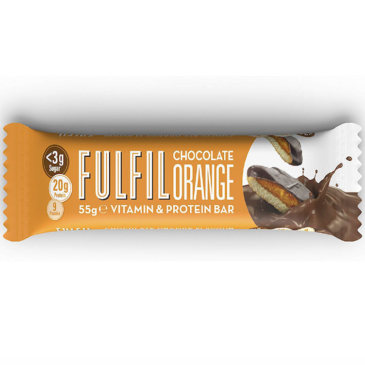 Fulfil Bar Chocolate Orange