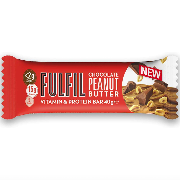 Fulfil Bar Chocolate Peanut Butter