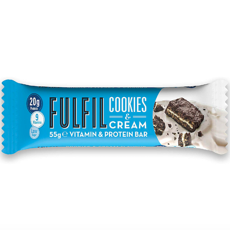 Fulfil Bar Cookies & Cream