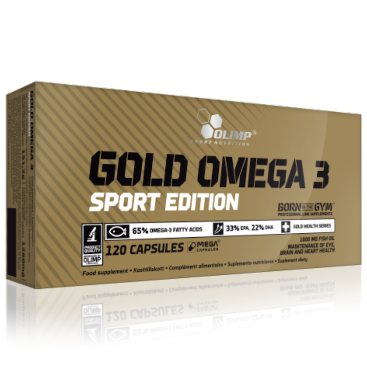 Gold Omega 3 Sport Edition