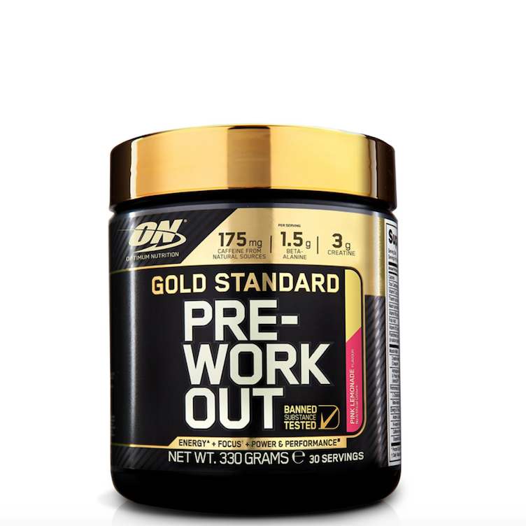 Gold Standard PRE-Workout, Pink Lemonade