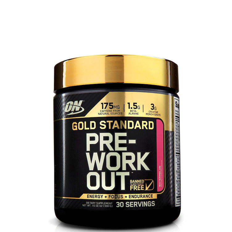 Gold Standard PRE-Workout, Watermelon