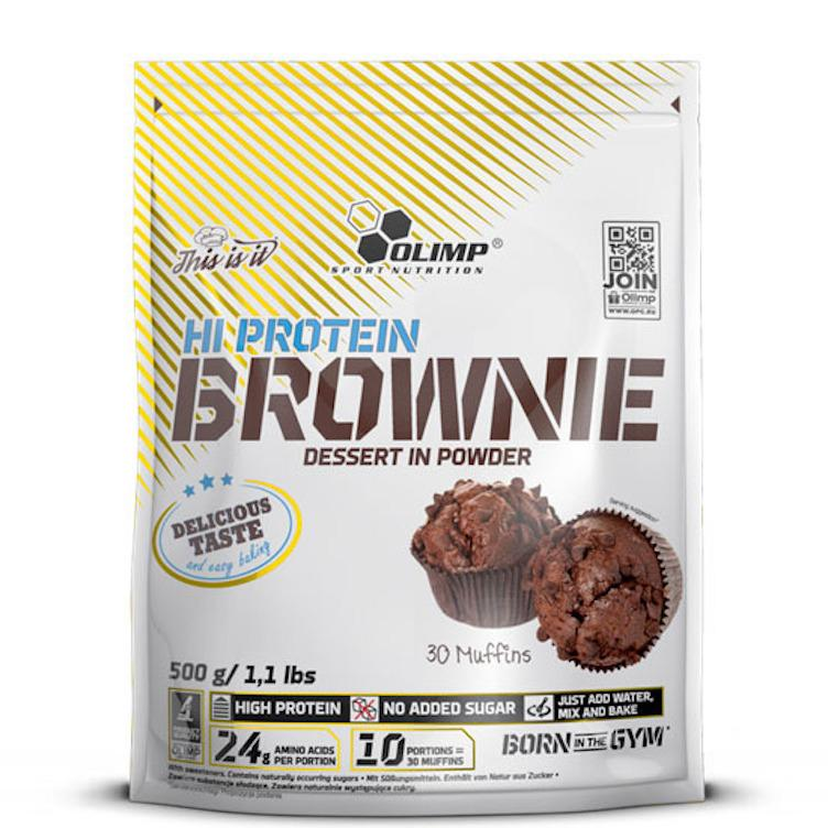 Hi Protein Brownie