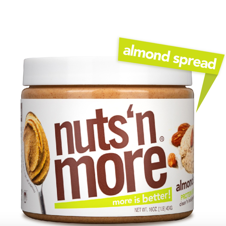 High Protein Almond Butter