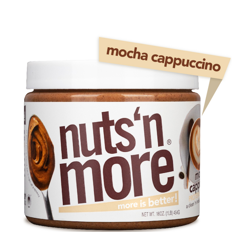 High Protein Butter Mocha Cappuccino