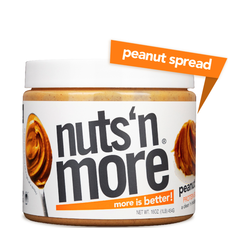 High Protein Peanut Butter