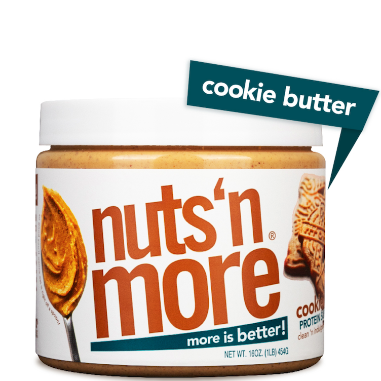 High Protein Peanut Cookie Butter