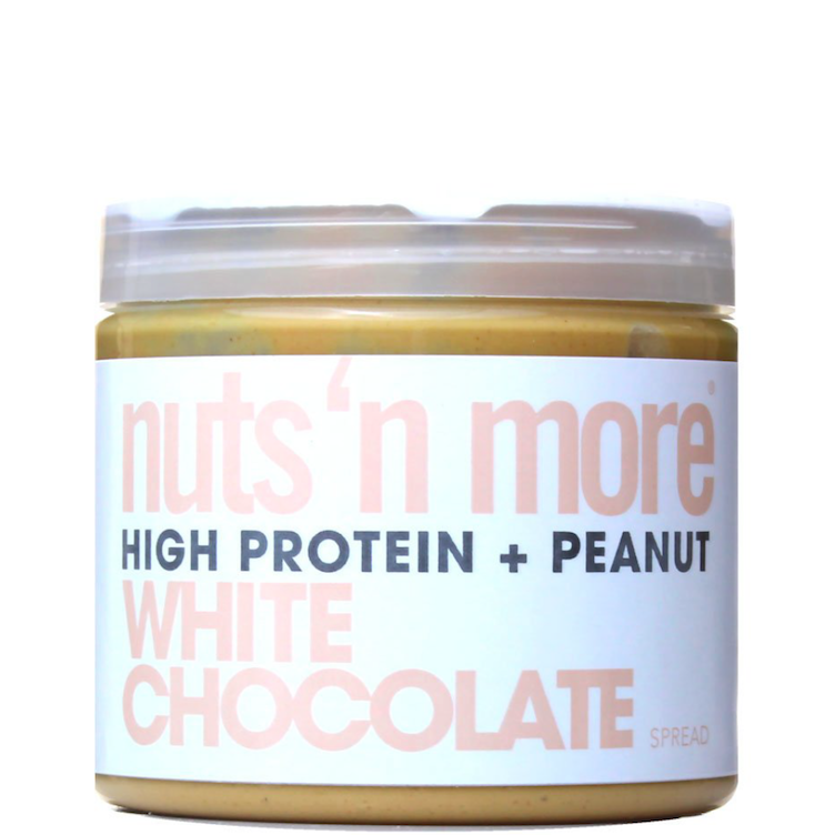 High Protein Peanut White Chocolate